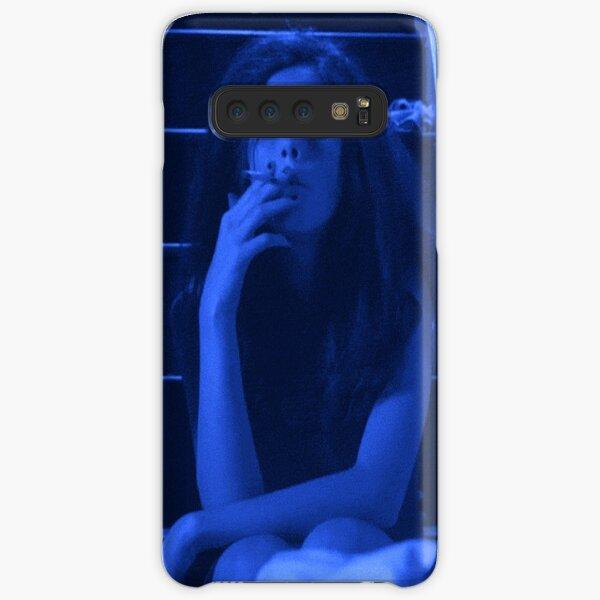 Effy in Blau Samsung Galaxy Leichte Hülle