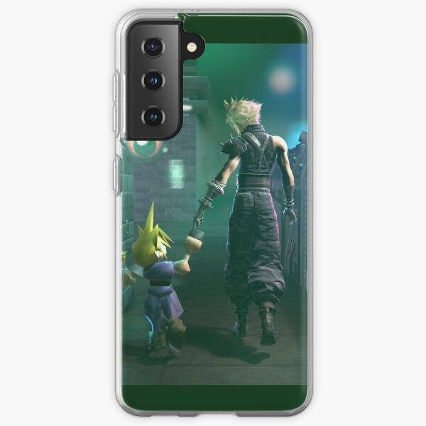 Let's save the world again Samsung Galaxy Soft Case