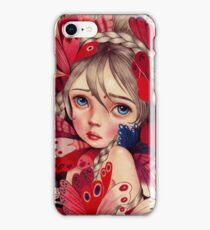 Butterfly Sanctuary  iPhone Case/Skin
