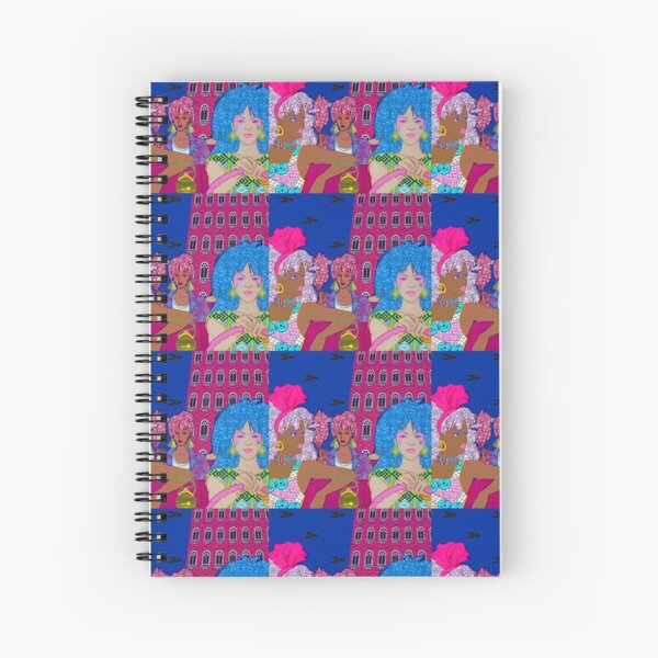 GIRL TRIP Spiral Notebook