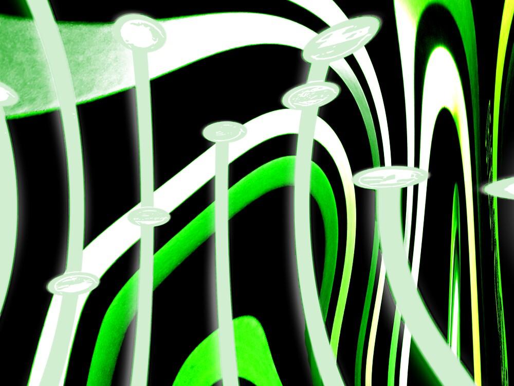 nature. Green fantasy by NIKULETSH