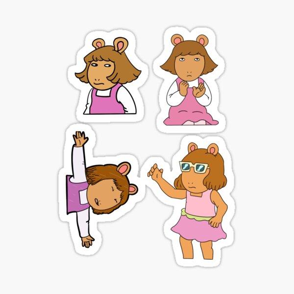 dw sticker pack Sticker