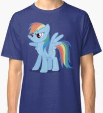Rainbow Dash stance Classic T-Shirt