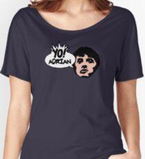 Yo! Adrian Raps Women's Relaxed Fit T-Shirt