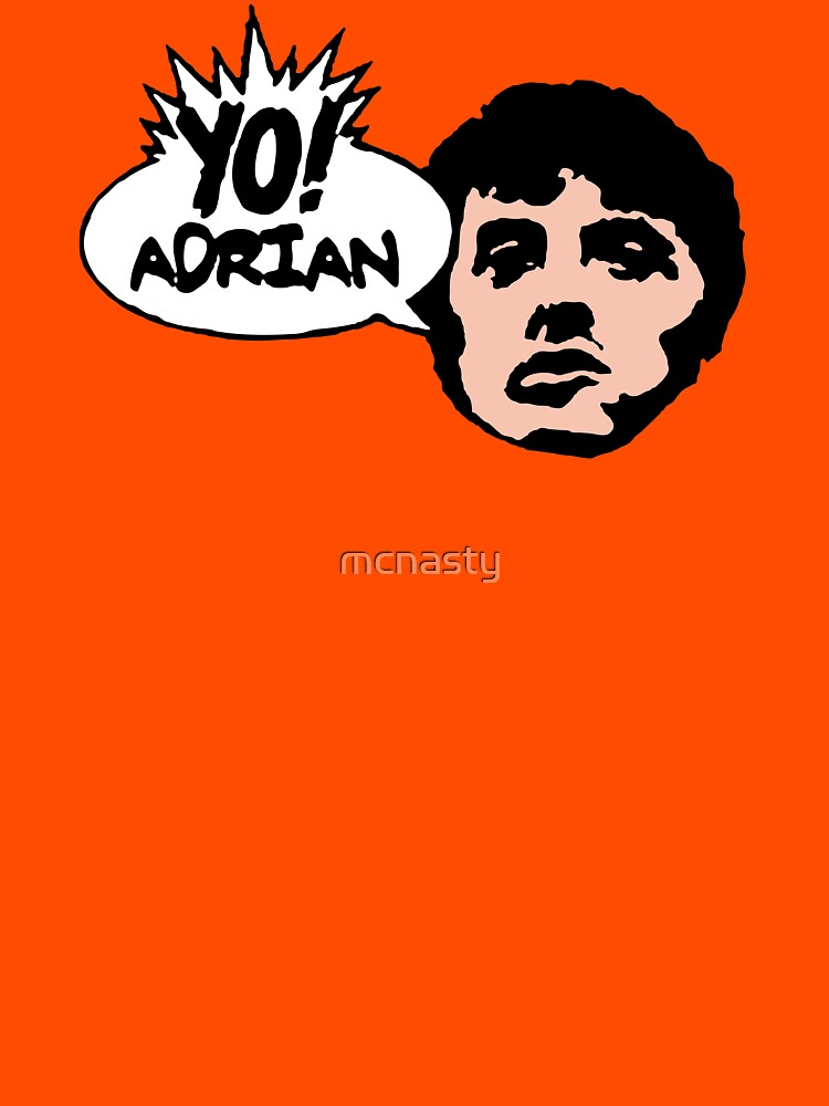 Yo! Adrian Raps | Unisex T-Shirt