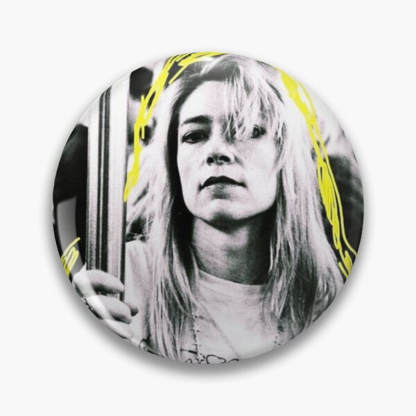 kim gordon Pin