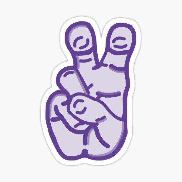 TCU 'Horn Frogs' Sticker