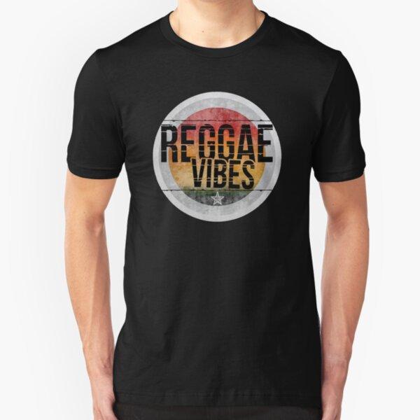 reggae vibes Slim Fit T-Shirt