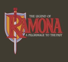 THE LEGEND OF RAMONA