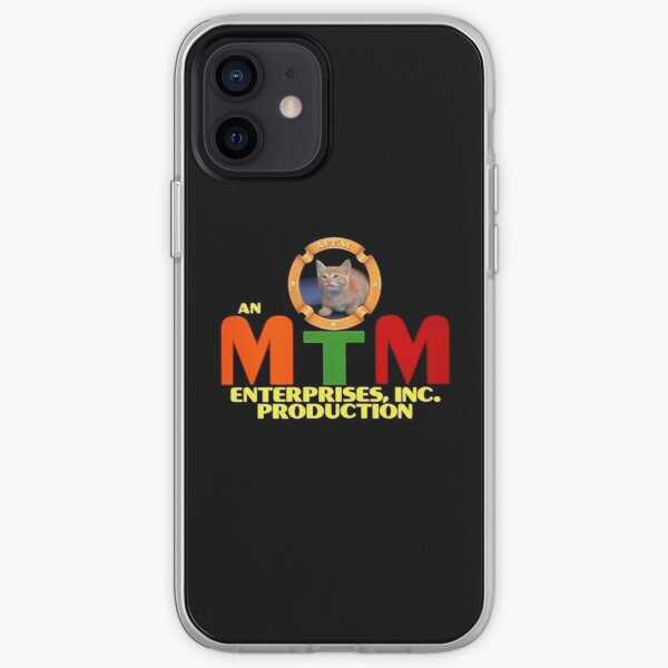 Mary Tyler Moore iPhone Soft Case