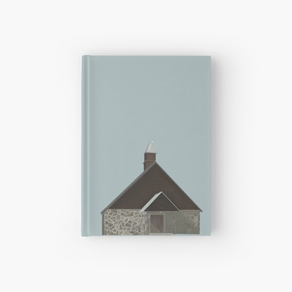 camp glisson chapel Hardcover Journal