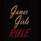 Gamer Girls RULE by Ameda