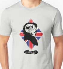Sherlock's Mind (Teefury Version) T-Shirt