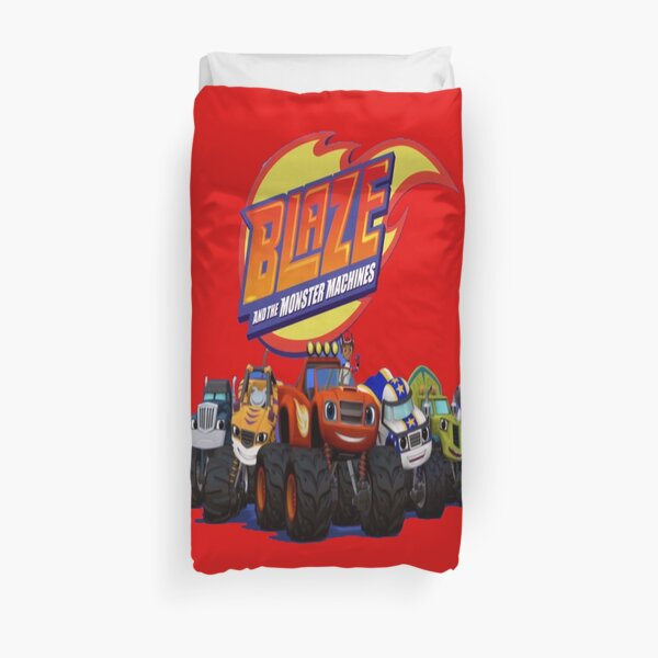 Blaze And The Monster Machines Duvet Cover