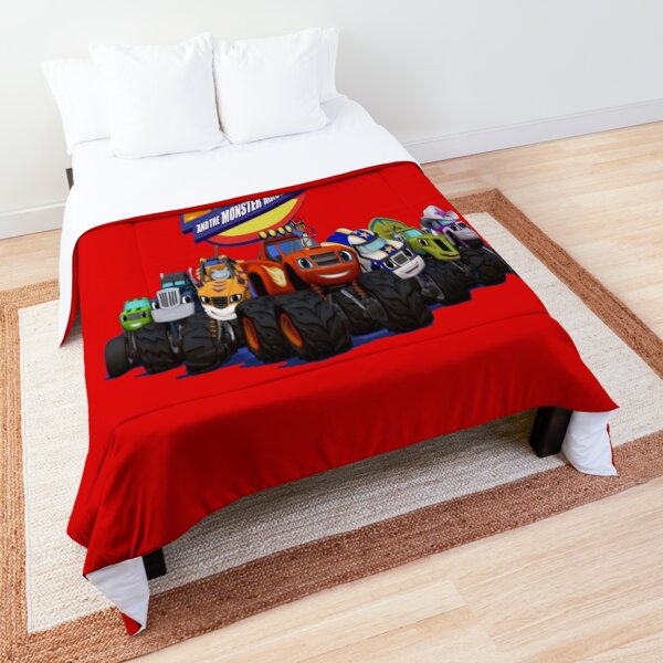 Blaze And The Monster Machines Comforter