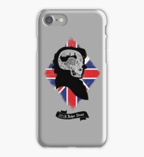 Sherlock's Mind (Teefury Version) iPhone Case/Skin