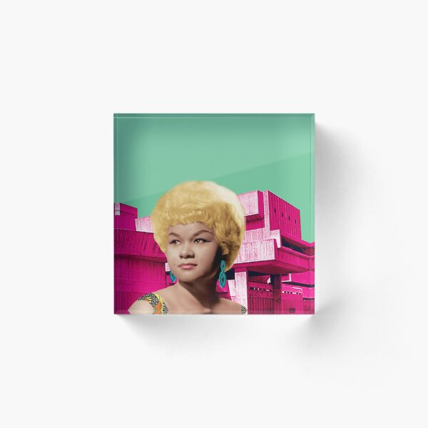 ETTA Acrylic Block