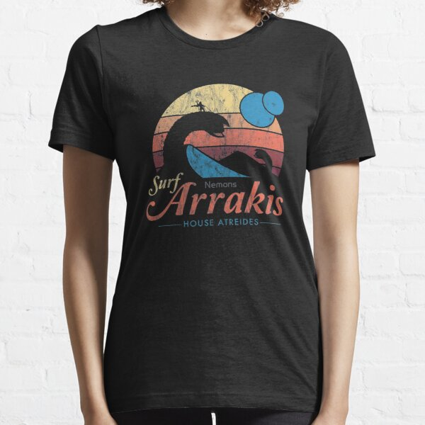 Arrakis - Vintage Distressed Surf - Dune - Sci Fi  Essential T-Shirt
