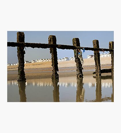 Cooden Beach  Photographic Print