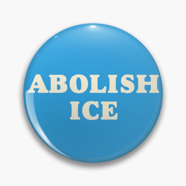 Abolish Ice Pin