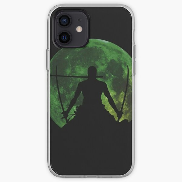 Roronoa Zoro Phone Case iPhone Soft Case