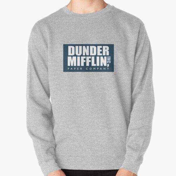 Dunder Mifflin Sudadera sin capucha