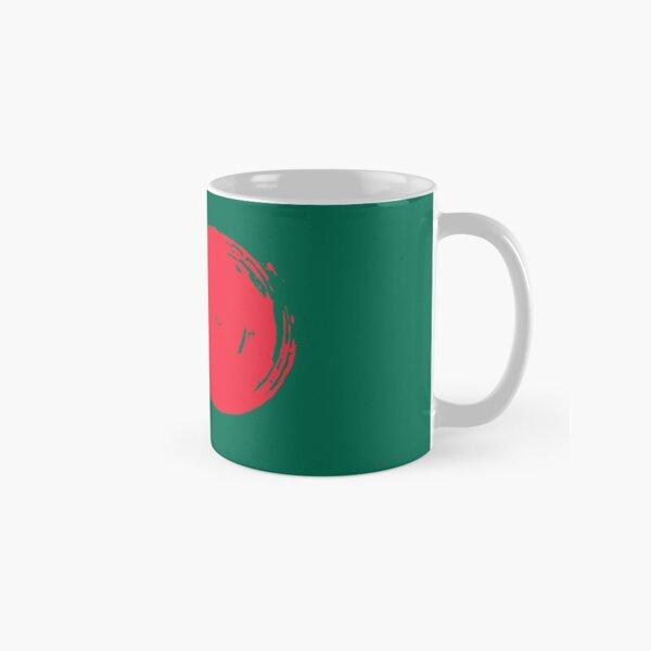 Bangladesh Flag Classic Mug