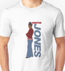 JONES. Martha Jones. T-Shirt