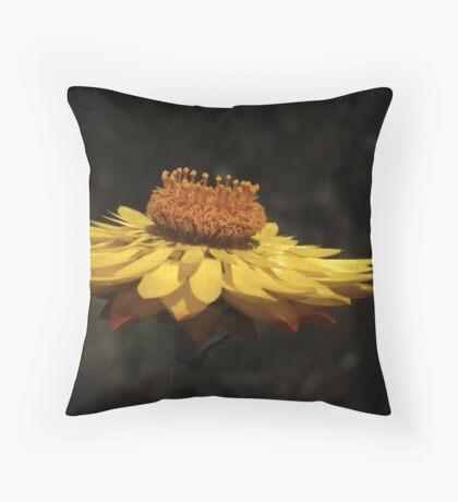 wildflower weekend Throw Pillow