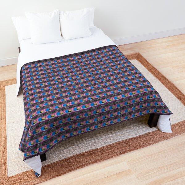 TRAP DOOR! Comforter