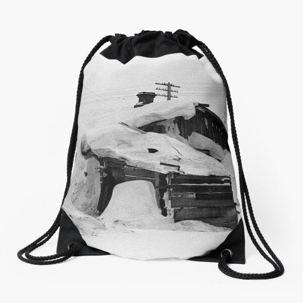 Norilsk Norillag Drawstring Bag
