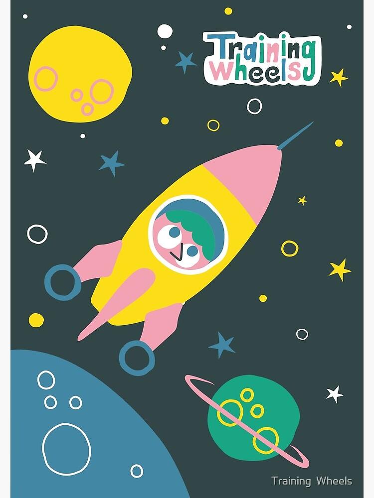 ¡Nos vamos a la luna!  de twheels