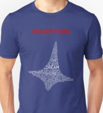 INCEPTION - A POEM WITHIN A TOTEM WITHIN A SHIRT T-Shirt