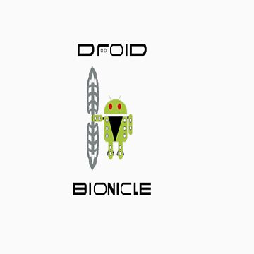 Droid Bionicle by someguy107
