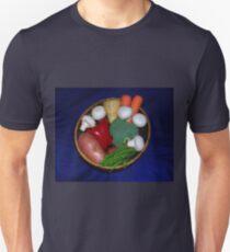 Mixed Vegetables Unisex T-Shirt