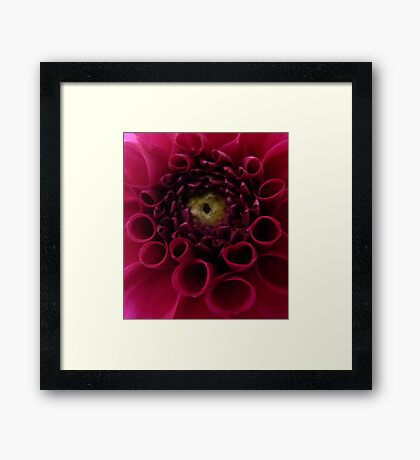 Nooks and Crannies Framed Print