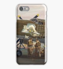 HURRY UP JOE iPhone Case/Skin