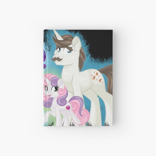 The Rarity Clan Hardcover Journal