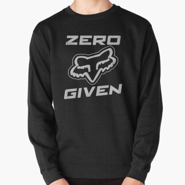 "Zero ""Fox"" Given Pullover Sweatshirt"