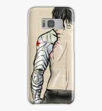 Bucky's Back.  Samsung Galaxy Case/Skin