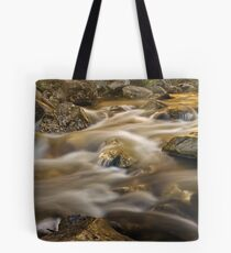 Flow of the Shadow Tote Bag
