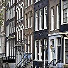 Amsterdam by Henrietta Hassinen
