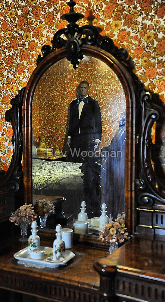 The Presence - Monte Cristo Haunted House, Junee NSW by Bev Woodman