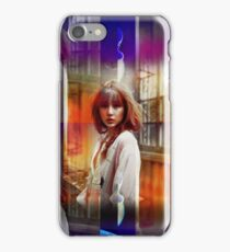 stratosphere girl iPhone Case/Skin