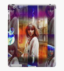 stratosphere girl iPad Case/Skin
