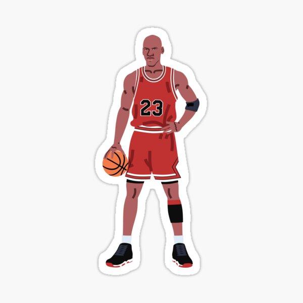 MJ Sticker