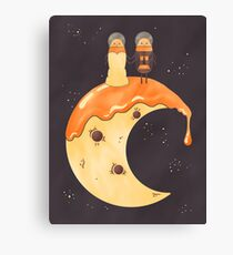 Honeymoon Canvas Print