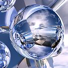 Cut Sphere Reflections (CR) by Hugh Fathers