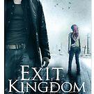 Exit Kingdom - Alden Bell by Nikki Smith (Brown)