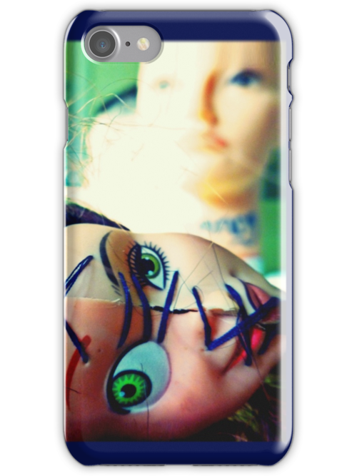 Fate of the Two-Faced iPhone by Margaret Bryant